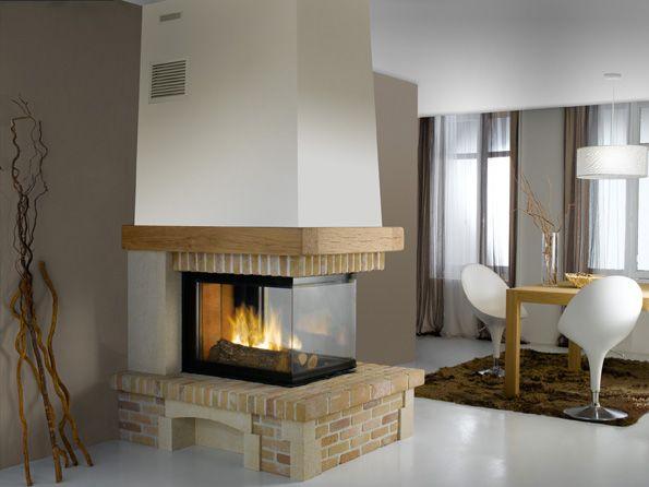 chemin e habillage rustique lattes magasin de po les et chemin es montpellier dimension po le. Black Bedroom Furniture Sets. Home Design Ideas