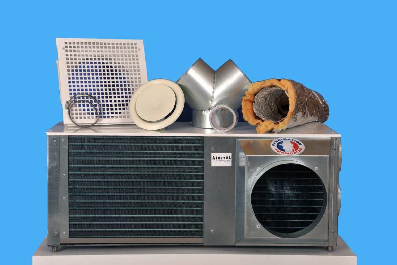 climatisation gainable sans groupe ext rieur montpellier magasin de po les et chemin es. Black Bedroom Furniture Sets. Home Design Ideas