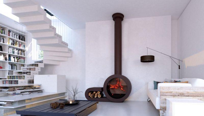 chemin e m tal design montpellier magasin de po les et. Black Bedroom Furniture Sets. Home Design Ideas